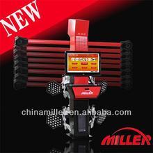 MILLER wheel 3D alignment for car 3D-III(ce certificate)