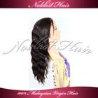 China manufacturer wholesale cheap 100% virgin black women brazilian human hair lace front wigs with bangs