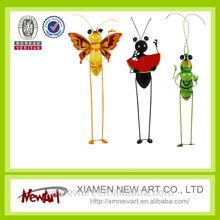 China Supplier Cheap Wholesale Metal Craft Garden Decoration