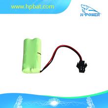 1/2A 1000mah 4.8v nife battery pack