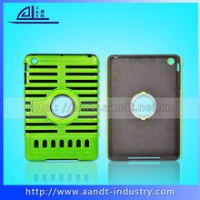 2014 PC+TPU Tablet Couple Case For Ipad Mini