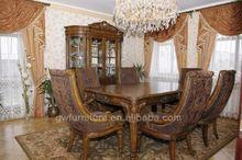 hotel imitation wood chair