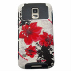 2 Tone Hybrid Best Impact Dual Layer Water transfer for Samsung s5 TPU Case