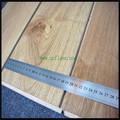 2014 in legno di design mattonelle di pavimento rustiche/pavimento in rovere europeo made in china
