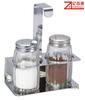 2pcs 40ml glass Cruet sets