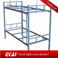 cheap metal bunk bed frame