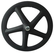 Carbon 5 spoke Bicycle Wheel 5-spoke-wheel3