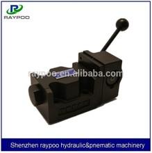 yuken type manual directional control valve DMT/DMG-01/03/04/06/10