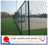 9 gauge chain link wire mesh fence(professional manufacturer)