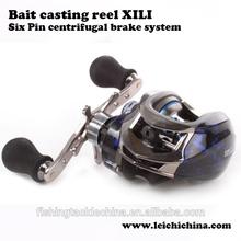 Right hand 6.3: 1 fishing baitcasting reel