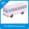 cheap bus shape stress toy promotion gift and premiums