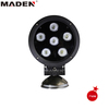 "Car LED Off Road Light 7"" 60W Car LED Tuning Light 7"" LED Tractor Light MD-7601"
