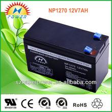 12V7AH electric toy car battery