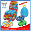 Popular toy candy of Surprise egg toy candy color egg and surprise small toys and candy inside