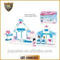 пластиковые блоки игрушки детей не лего