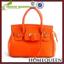 TOP selling lady handbag EXQUISITE HANDICRAFT leather handbag NEW stylish fashion woman leather handbag