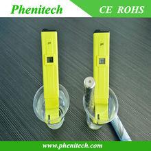 Pocket size mini ph meter hydroponics ph meter