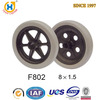 "High quality High Performance Strong 8"" pu foam wheel"
