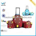 Wholesale Cute Kids Trolley School Bags Set