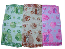 100 cotton printed hotel bath towel
