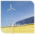2000w avanzada generador de energía eólica( fd- wn- 2000w)