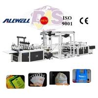 AW-C700-800 China manufacturer low price t-shirt bag making machine