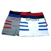 Guangzhou Bestway Underwear wholesale mens boxer shorts very elastic men seamless sport underwear