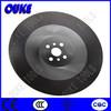 TiCN coated HSS circular saw blade for cutting metal tube