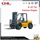 10 ton forklift CPCD100 HELI forklift of china 10 ton forklift