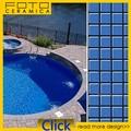 vendita calda mattonelle di mosaico di vetro a foshan