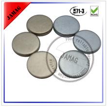 hot sale cylinder neodymium magnets wholesale custom made