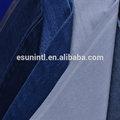 Indigo 13oz 100% de algodón lavado con ácido de tela de mezclilla