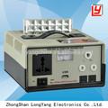 Cc a ca de onda sinusoidal modificada inversor con luz led y video para el hogar 12v/50w