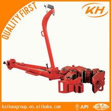 api 7k type b drill pipe manual tong/ Handling 3 3/8-12 3/4in Manual tongs