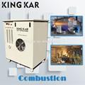 Iso genehmigt hersteller bewertet gas Ausgang 13000l/h wasserstoff-generator für kessel