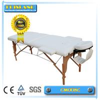 Fashion design jade roller massage table massage bed