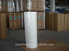 E-glass fiberglass chopped strand mat (FACTORY)