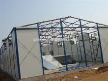 Low Costs Light Steel Framing Prefab House JHX-SS2007-L