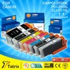 For Canon PGI255XXL/PGI250XL/CLI251XL Ink Cartridge,PGI255/PGI250/CLI251 Compatible Ink Cartridge With CE SGS ISO Certificates