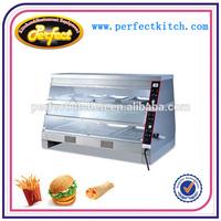 KFC Chicken Warmer/Electric Food Display Warmer /Fast Food Warmer Display Cabinet