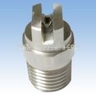 Factory Direct plastic flat fan nozzle, brass flat fan spray nozzle