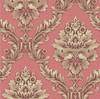 Detai PVC deep embossed wallpaper factory, classic damask designs vinyl washable wall paper