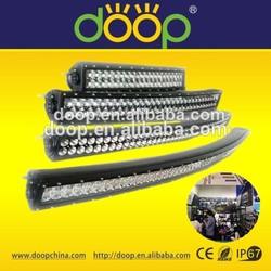 50 inch 288W 4x4 C.r.e.e. Led Car Light, Curved Led Light bar Off road,curved led light bar