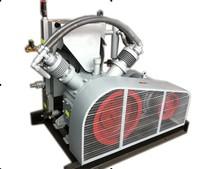 Low volume high pressure air compressor