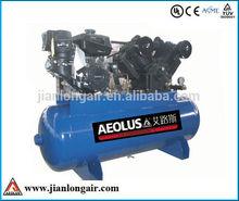 14hp 12.5bar Kohler gasoline engine drive air compressor