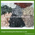 De alta- molecular del polímero compuesto acuoso rock chip de la pintura de granito( rock pintura)