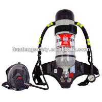 Fire Escape Carbon Fiber Positive Pressure Air Breathing Apparatus