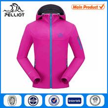 2014 Fashion Design Waterproof Sports Winter Jacket For Women
