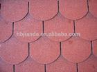High quality Asphalt roofing tiles for sloped roofs