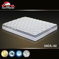 2014 nuevo diseño de la memoria colchón de espuma viscoelástica de la fábrica china 34ca-02